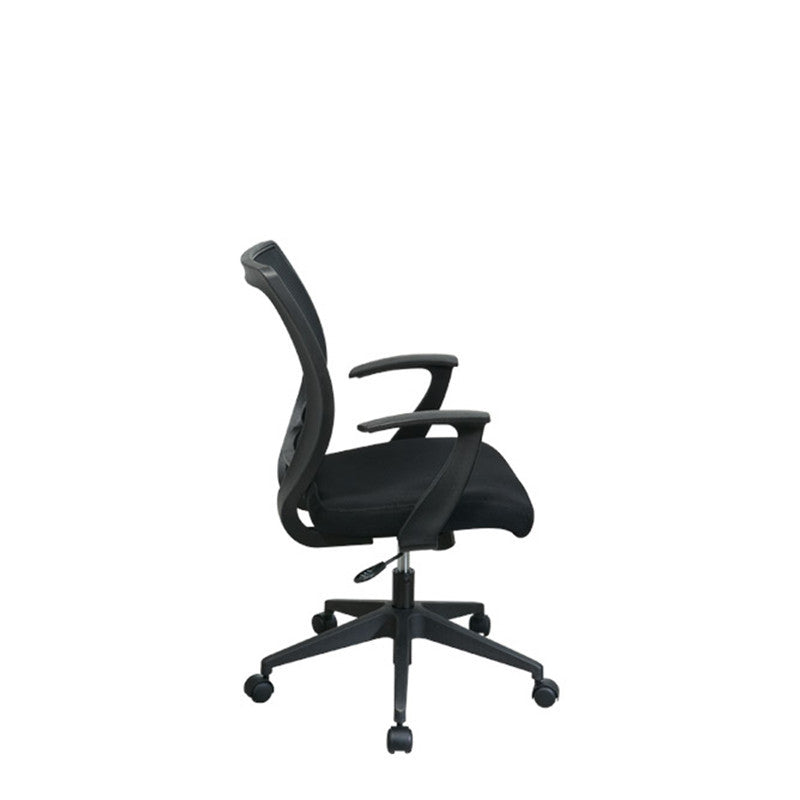 Chairs Square Screen Back Chair - Office Furniture Heaven