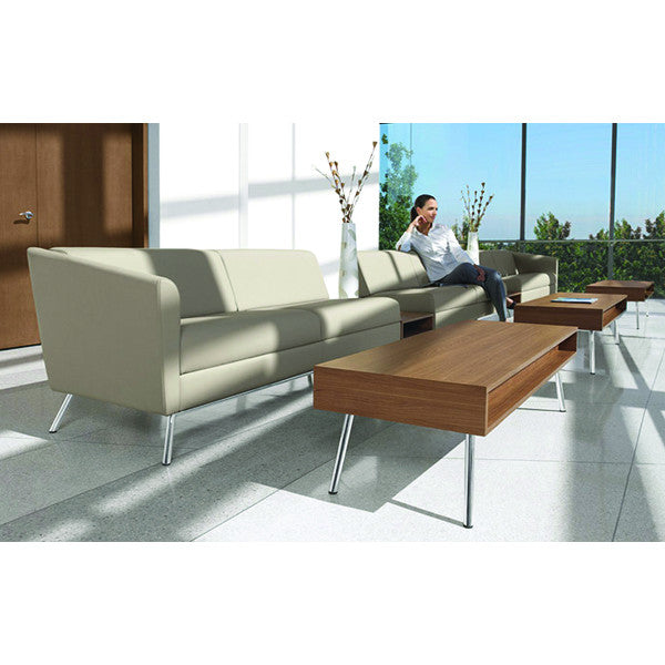 Lounge Seating Wind Linear Seating - Office Furniture Heaven