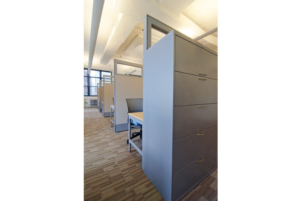Project New York Public Radio - Office Furniture Heaven