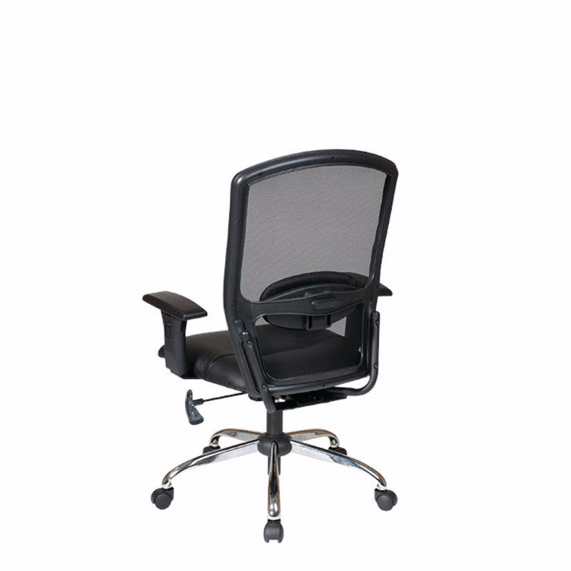 Chairs Work Smart Screen Back Chair - Office Furniture Heaven