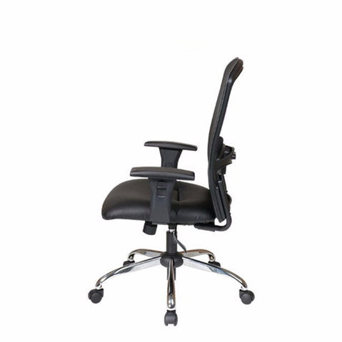 Work Smart Screen Back Chair