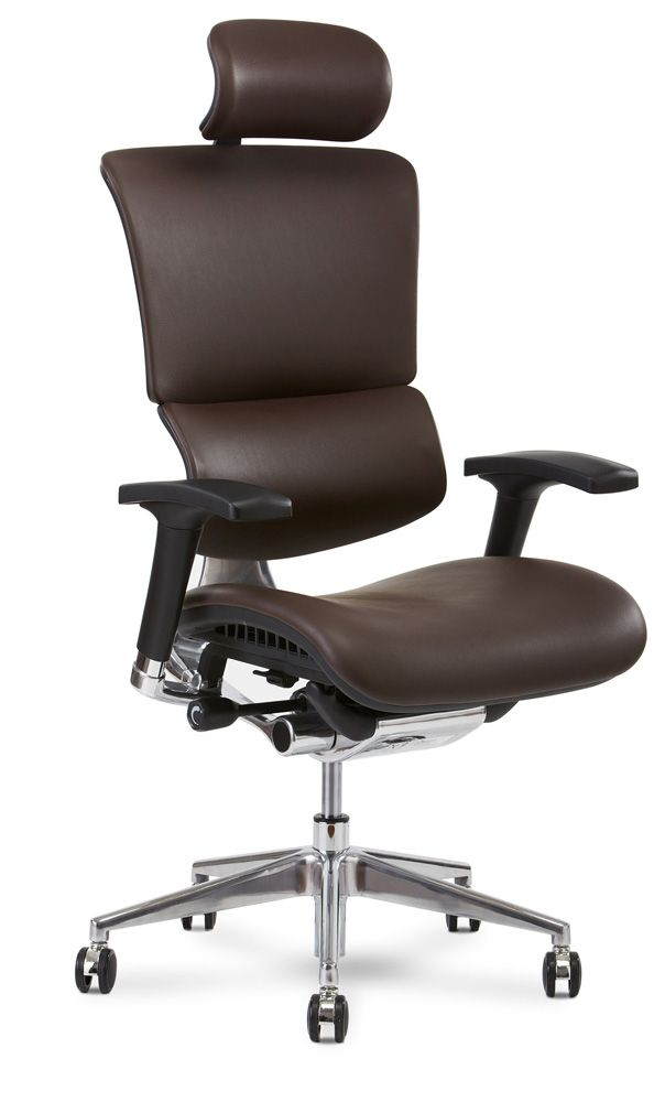 Seating X4 Leather Executive Chair - Office Furniture Heaven