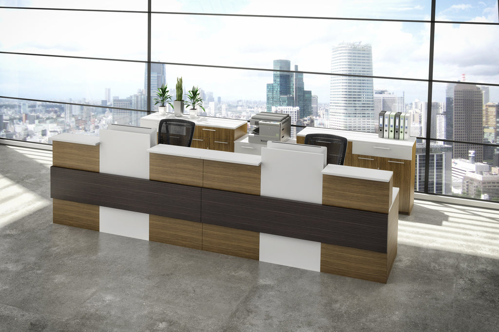 Tables Zen Reception - Office Furniture Heaven
