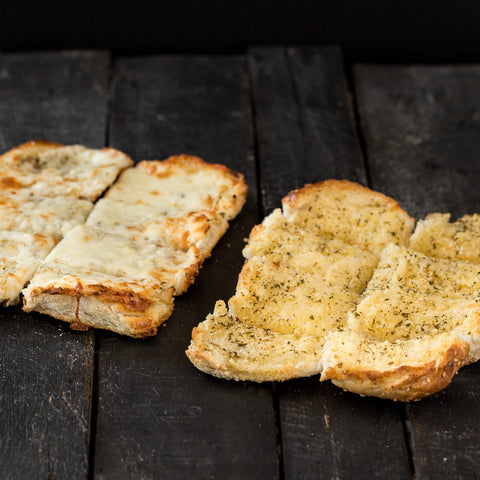 Garlic Bread with Cheese at Giuseppe's Pizza