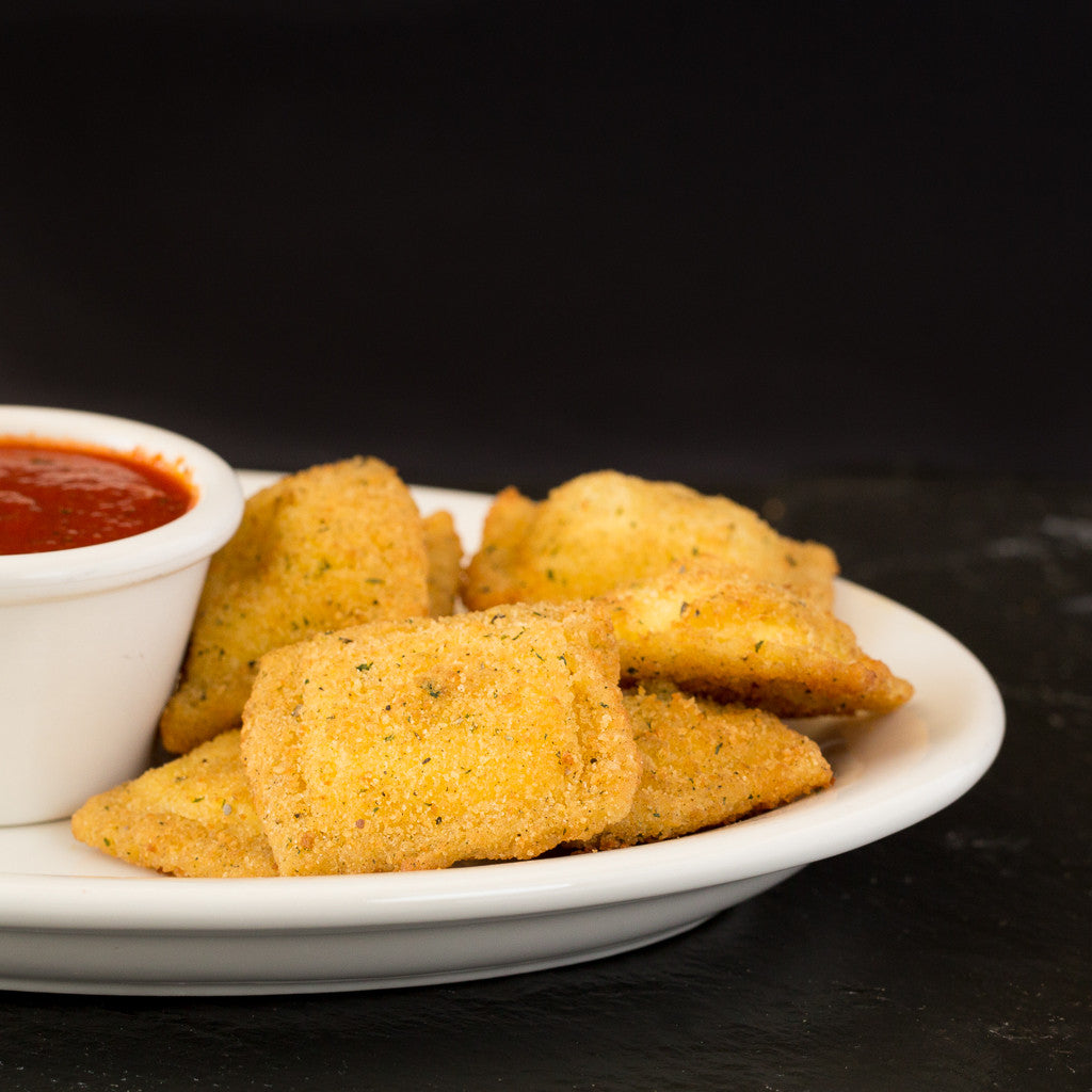 Best Toasted Ravioli in Cleveland at Giuseppe's Pizza