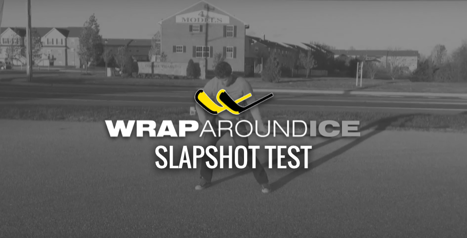 Wraparound ICE | Slap Shot Test