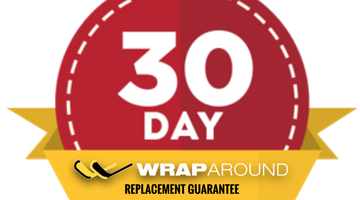 Hockey Wrap Around 30 Day Replacement Guarantee