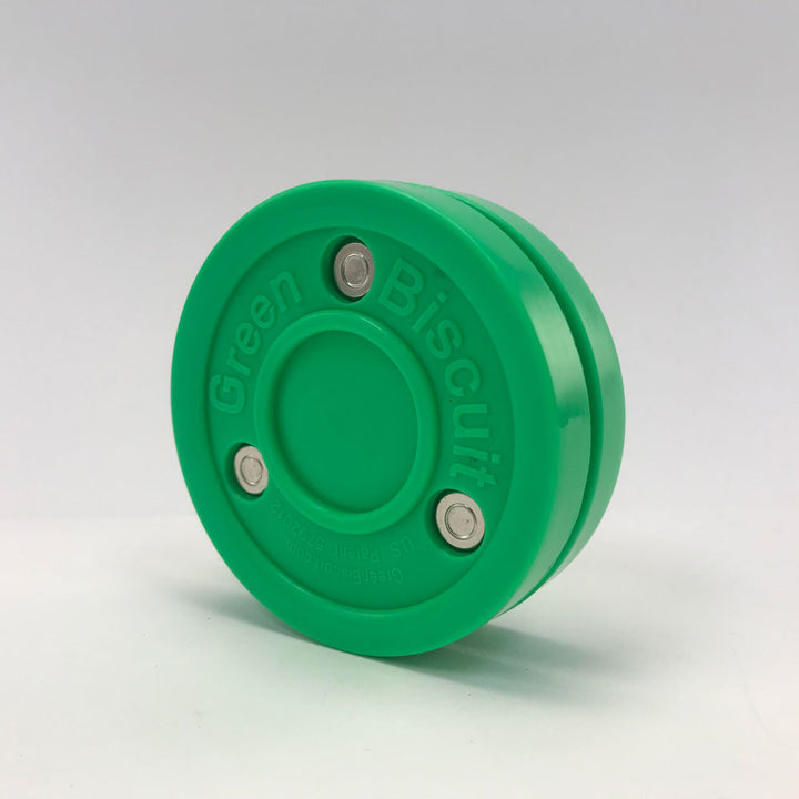 Green Biscuit Puck