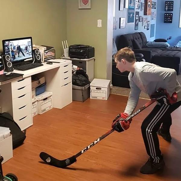 Sockey Indoor Stick Protector