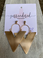Surrendered Earring