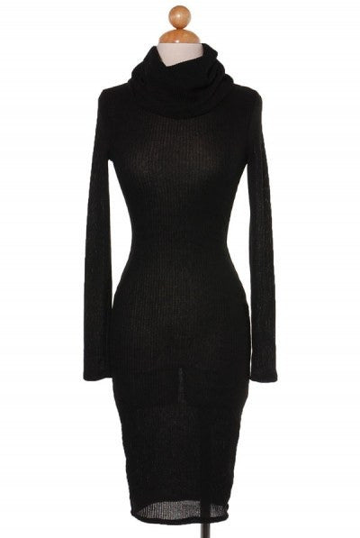 Dress - Countess Sweater Midi Dress