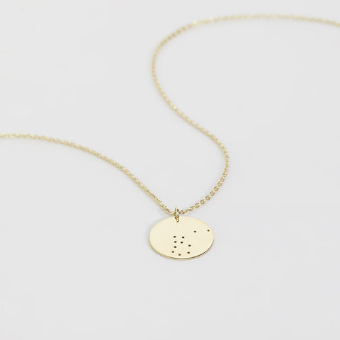 Zodiac Necklaces by Trine Tuxen