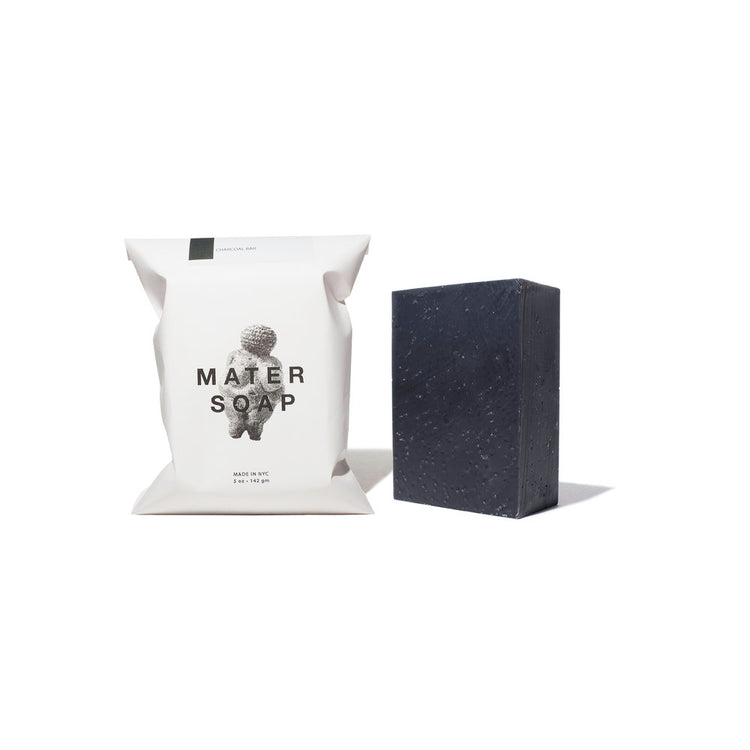 Charcoal Bar by Mater Soap