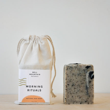 Morning Rituals Soap By Bell Mountain