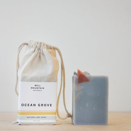 Ocean Grove Soap By Bell Mountain