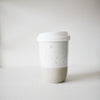 Tav Ceramic Travel Mug in Grey