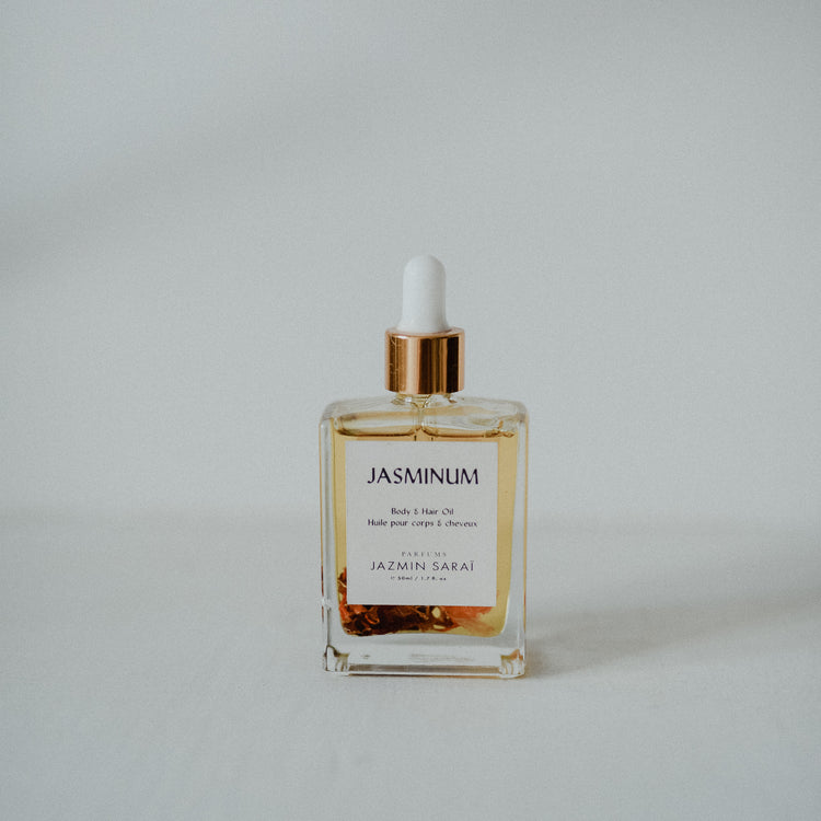 Jasminum Oil By Jazmin Saraï