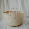 Natural Sisal Floor Basket