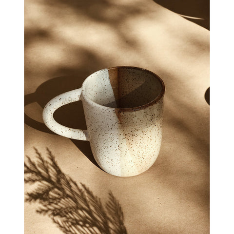 Sand Mug by Easy to Breathe