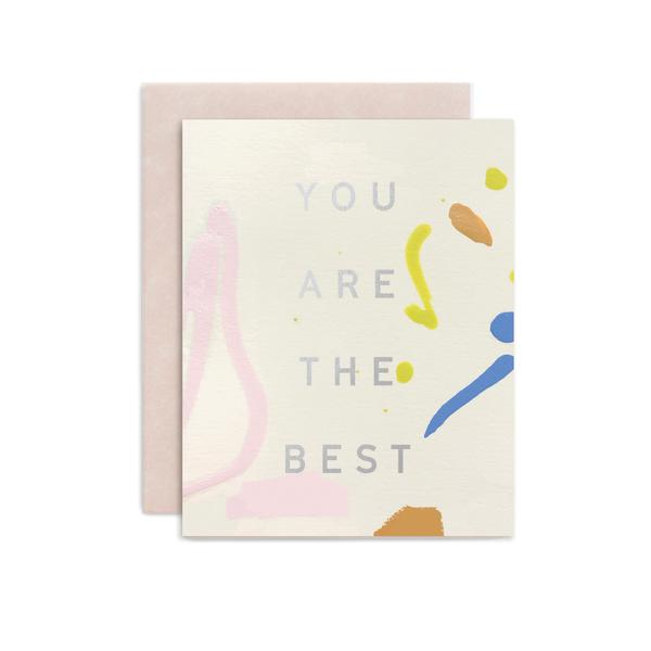 Your The Best Card By Moglea