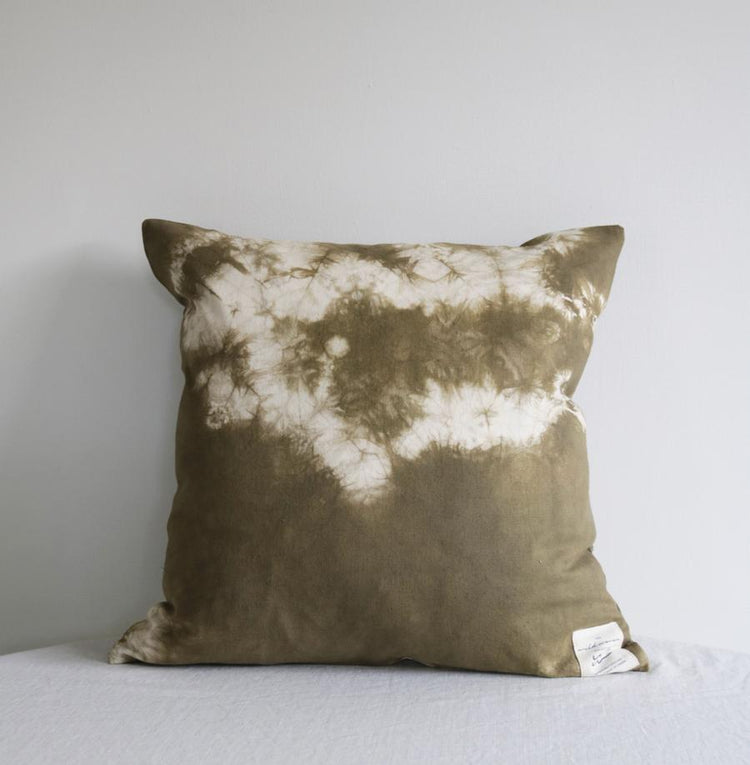 Shibori Throw Pillow Covers By Wild Woven Collection