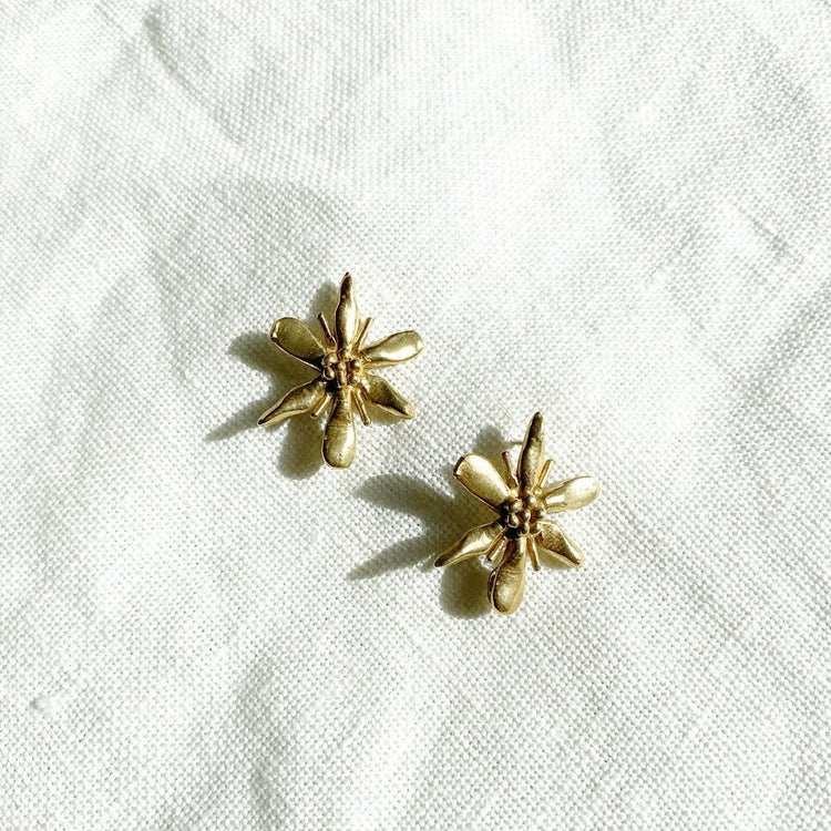 Flora Earrings By Hawkly