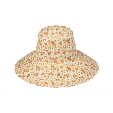 Holiday Bucket Hat in Peach Bloom by Lack of Color