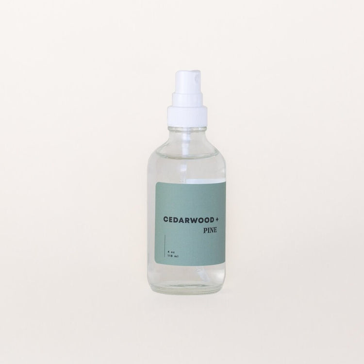 Cedarwood + Pine Home Mist