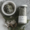 Patchouli and Cedar Soaking Salts By Sunday's Company