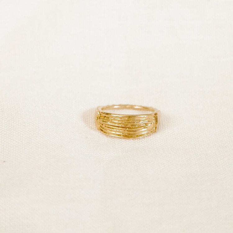 Keeper Ring By Hawkly
