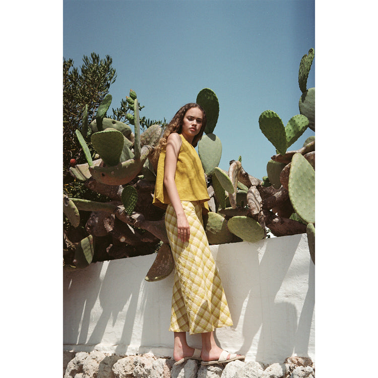 Matilde Trouser in Picnic  By Sunad