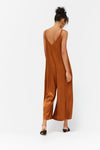 Santi Jumpsuit in Burbon By Lacausa