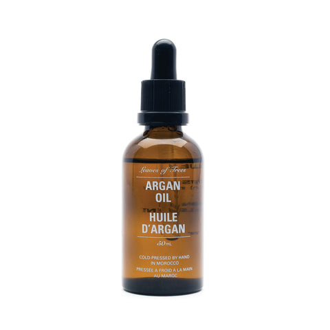 Leaves of Trees Unscented Argan Oil 50 mL