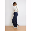 Handspun Denim Knotted Sailor Pant By Micaela Greg