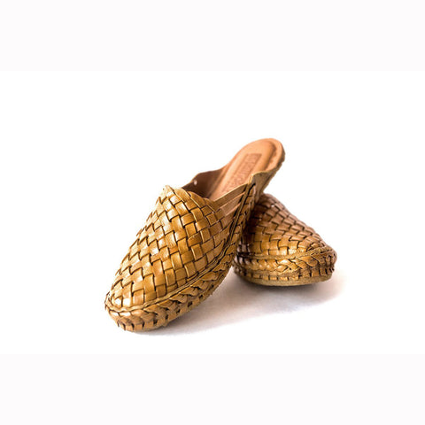 Mohinders Women's City Slippers in Braided
