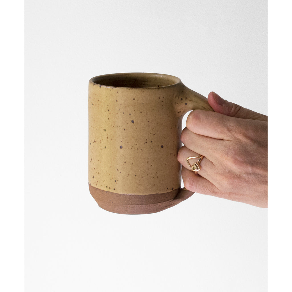 Classic 16Oz Mug in Fawn by Lail Design