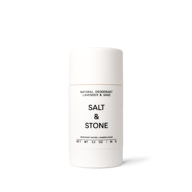 Lavender + Sage  All Natural Deodorant by Salt & Stone