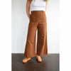 Wide Trouser in Ginger By First Rite