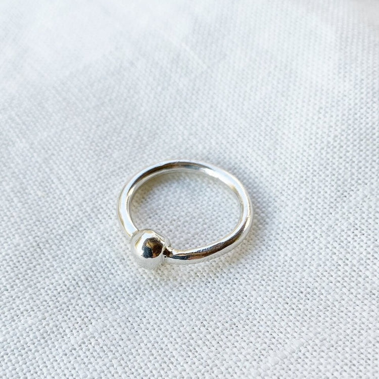 Pebble Ring By Hawkly
