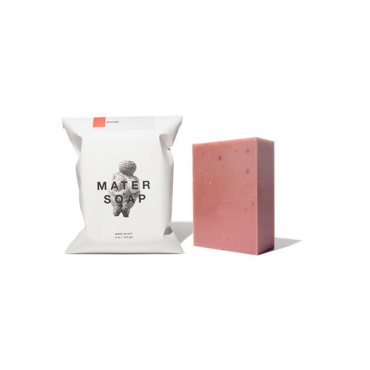 Rose Bar by Mater Soap
