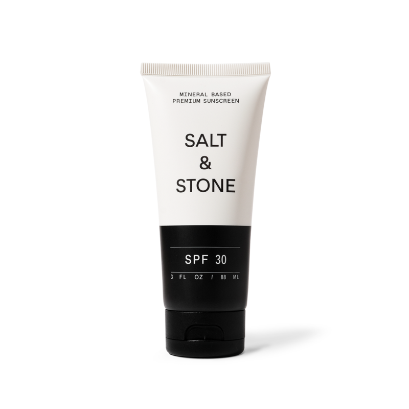 SPF 30 Sunscreen Lotion by Salt & Stone