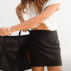 Wrap Skirt By Ref Apparel
