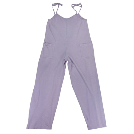 Sespe Pant Romper in Misty Lilac By Jungmaven