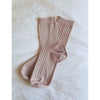 Le Bon Shoppe Her Socks in Rose Glitter