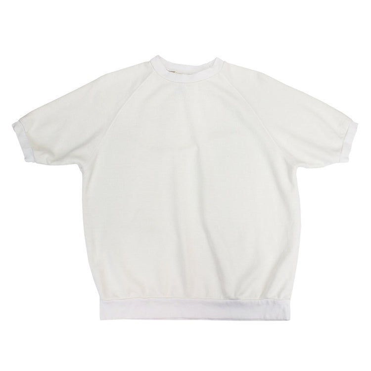 Todos French Terry Short Sleeve Sweatshirt By Jungmaven