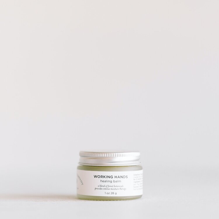 Working Hands Balm By Sunday's Company