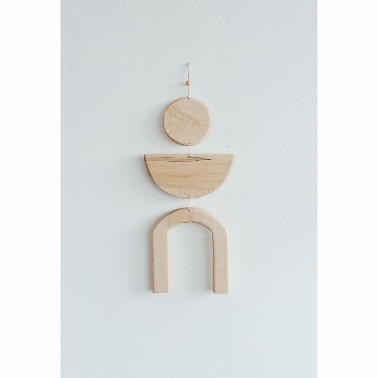 Maple Wall Hanging By Karcass