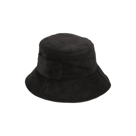 Wave Bucket Hat in Terry by Lack of Color