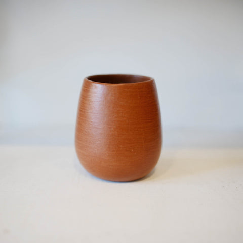 Red Clay Wine Cup