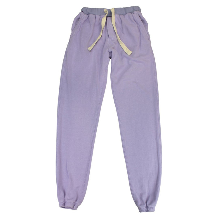 Yelapa Sweatpants in Misty Lilac By Jungmaven